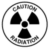 Radiation symbols
